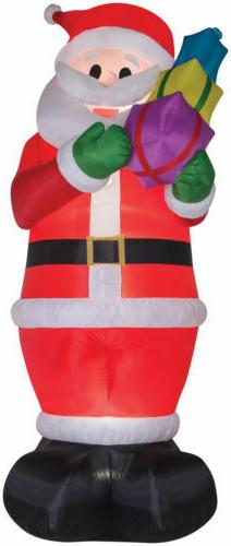 Airblown Inflatables Christmas Colossal Santa with Gifts Dec