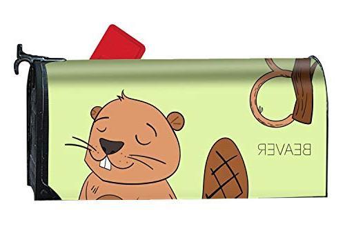 alphabet b beaver children magnetic