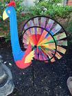 Animal Windmill Rooste/Turkey Wind Spinner Whirligig Garden
