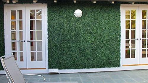 GENPAR Hedge Covers 33 12 Panels 15 Years Indoor Home Privacy Fence
