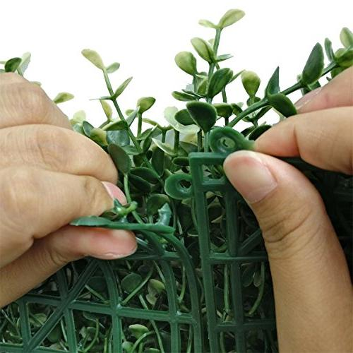 GENPAR Hedge Covers 12 15 Indoor Outdoor Home Backyard Privacy Fence