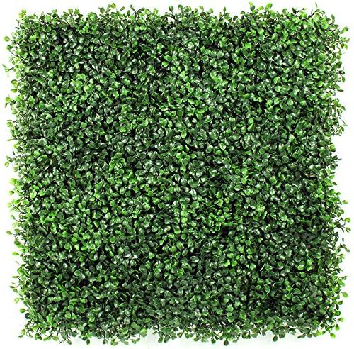 GENPAR Covers 12 Panels 15 Life Span Indoor Outdoor Greenery Home Backyard Garden Privacy Fence