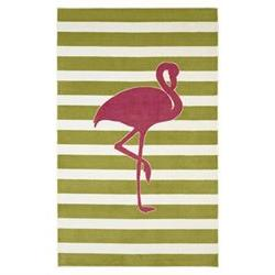 Aurora Fancy Flamingo Area Rug