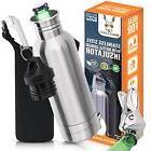Beer Bottle Cooler Insulator SS Fun Gift For Men and Women K