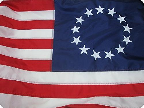 African American Stars /& Stripes 5/'x3/' Flag