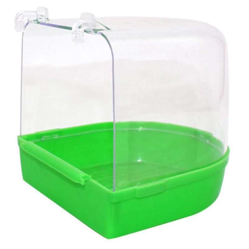Bird Cage Water Birdbath Plastic