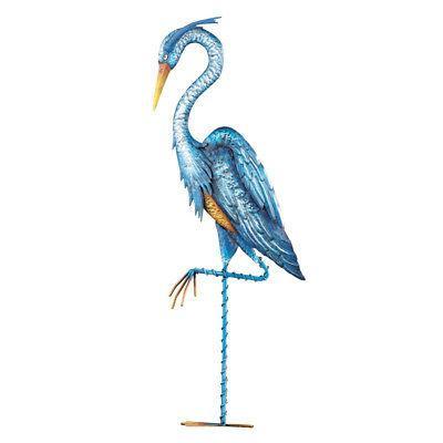 Blue Crane Garden