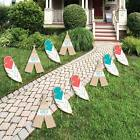 Be Brave Little One - Lawn Decor - Outdoor Boho Tribal Party