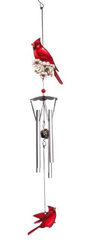 Spoontiques Cardinal Wind Chime