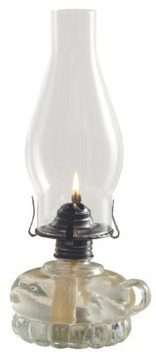 Lamplight Chamber Oil Lamp Cotton Wick, Replacement 11, 11 T