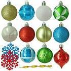 101-Pieces Christmas Holiday Homes Indoor Decor Alpine Assor