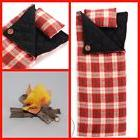 Christmas Elf Sleeping Bag Lot With Campfire New For On The