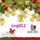 Christmas Tree Hanging Bells Party Decoration Ornaments Xmas