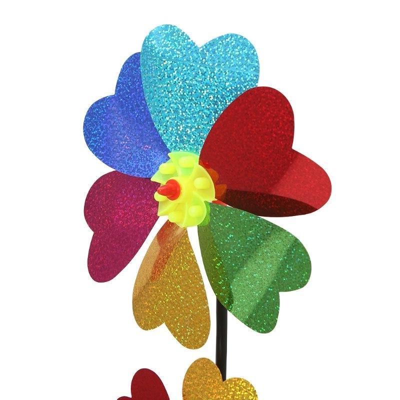 HBB Windmill Garden <font><b>Decoration</b></font> Toy