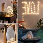 Copper LED String Fairy Lights w/ Remote Control Settings In
