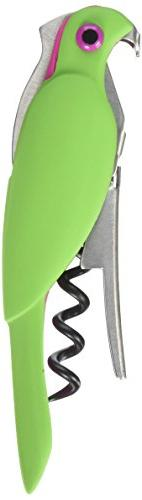 Corkatoo Double Hinged Corkscrews in Assorted Colors by True
