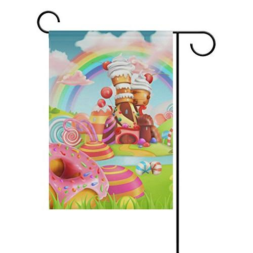 daily sweet candy land cartoon