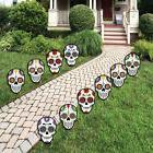 Day Of The Dead- Skeleton Lawn Decor-Outdoor Dia de los Muer