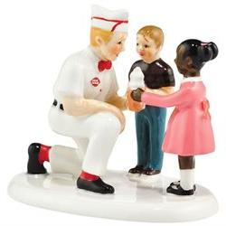 Department 56 Accessory Dq Treats For You North Pole Series,