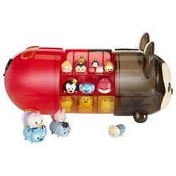 Disney Tsum Tsum Characters with Mickey Stack and Display Se
