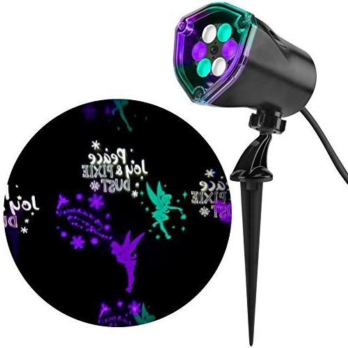 Gemmy Disney Lightshow LED Christmas Outdoor Stake Light Pro