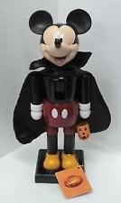 Disney Mickey Mouse Collectible Vampire Nutcracker