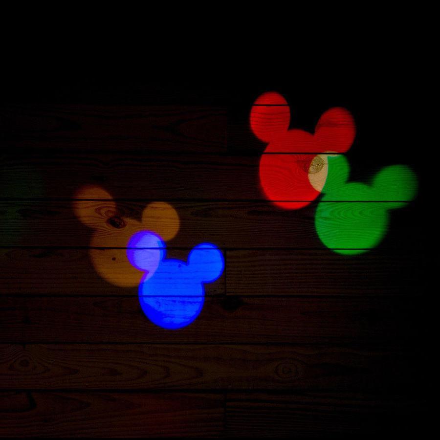 Disney Flurry LED Projection Spotlight Outdoor Projector