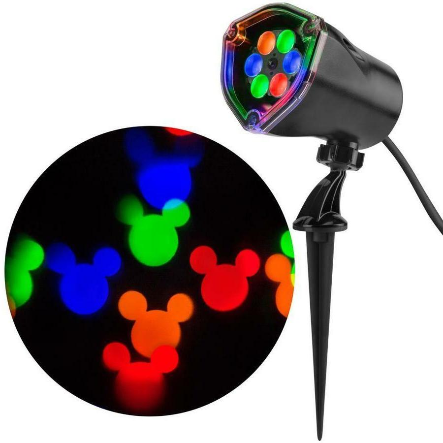 Disney Mouse Outdoor Projector