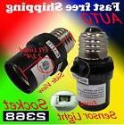 New  Dusk To Dawn Photocell Light Control Auto Sensor Light