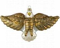 Cobane Studio LLC Eagle Ornament