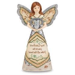 Pavilion Gift Company Elements Irish Blessing Angel Figurine