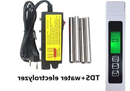 express tds water electrolyzer test