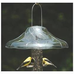 Aspects Fancy Swirl Feeder Dome White - 383