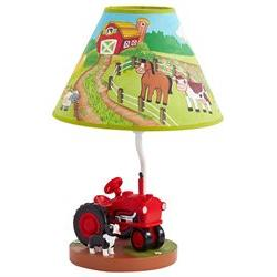 Fantasy Fields Happy Farm Table Lamp