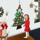 Aytai Felt Christmas Tree Advent Calendar, Wall Hanging Cale