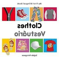 My First Bilingual Book?clothes