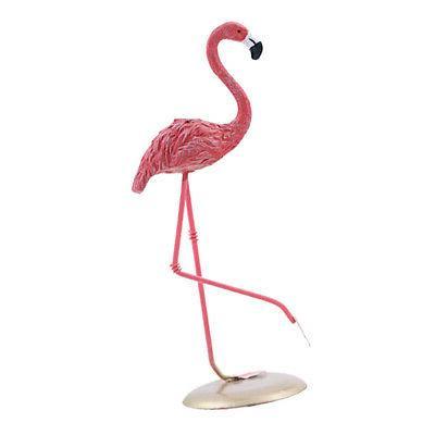 flamingo figurine lawn ornament garden decoration outdoor