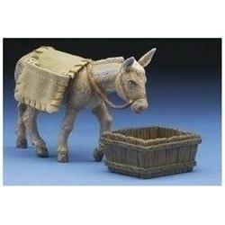 Fontanini 3 Pc Set Mary's Donkey * Nativity Village Collecti