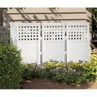 NEW Suncast FS4423 Outdoor Screen Enclosure 4 Panel Gate Fen