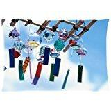 best gift The angel of the wind chime Pillow Cases 20x30 inc