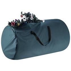 Tiny Tim Totes Green Canvas Christmas Tree Storage Bag, Larg