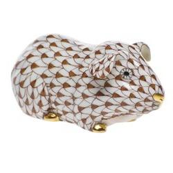 Herend Guinea Pig Chocolate Fishnet