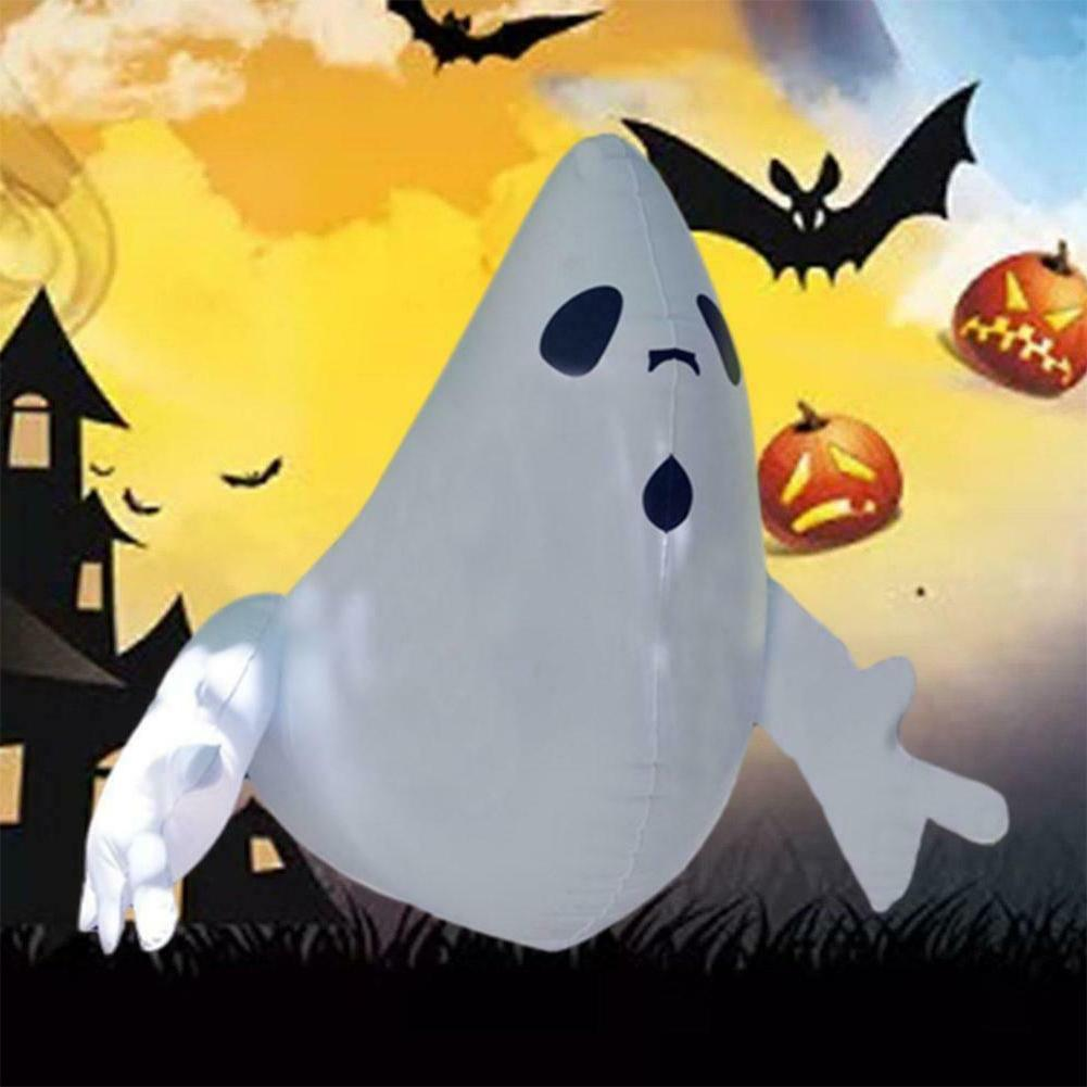 Halloween Air Blown Inflatable Ghost Yard Decoration Party D