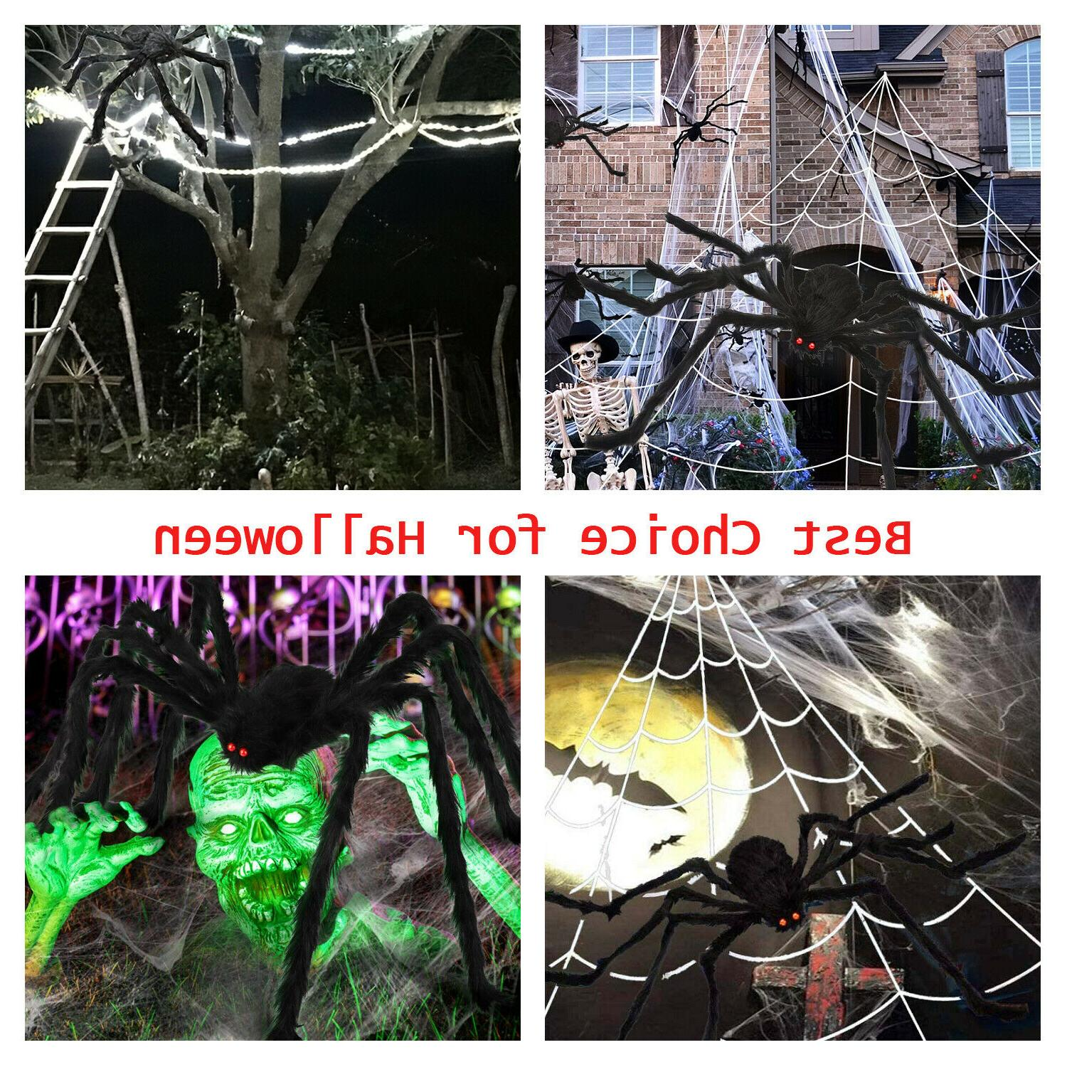 Halloween Outdoor 23*18 ft Web 29.5in Large