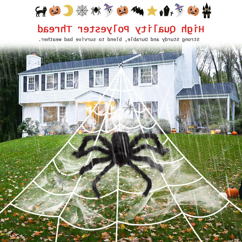 Halloween Outdoor Yard 23*18 Large
