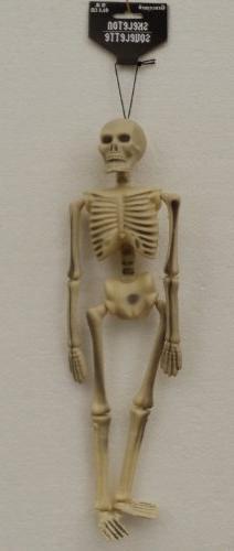 """16"""" Halloween Skeleton Hanging Prop Decor Yard Indoor Party"""