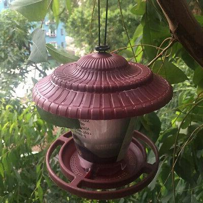 Hanging Outdoor Garden Seed Dispenser