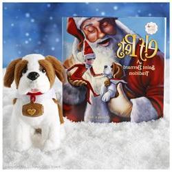 The Elf on the Shelf Hardbound Storybook with Huggable Elf P