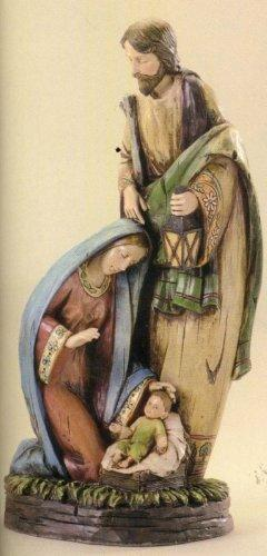 "12.5"" Holy Family Figurine Joseph Studio by Roman"