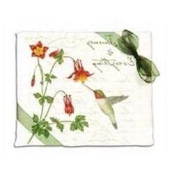 Hummingbird Flour Sack Towel